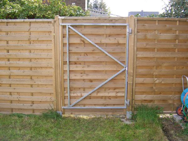 Sichtschutzzaun Holz Montieren – Bvrao.com